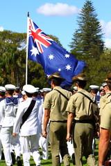 ANZAC Day in Perth, Australia