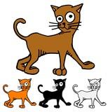 Gato entrañable poster