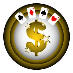 Dollar poker