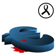 Euro muerto