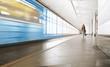 Fototapeta Do pracy - Magazyn - Metro