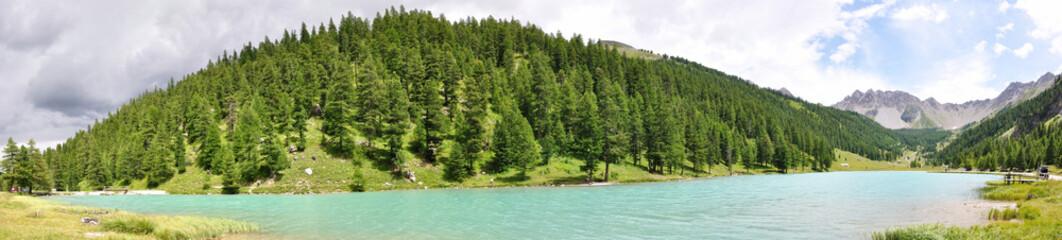 lac de l'Orceyrette, Alpes 2