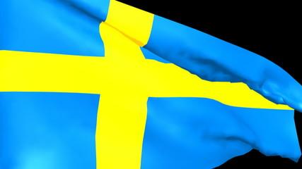Bandiera svedese - Swedish flag