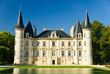 Leinwanddruck Bild - Chateau Pichon Longueville