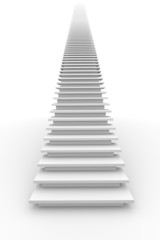 3D Stairs to the Unknown