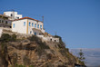 Village of Agios Galini Southern Crete Greece
