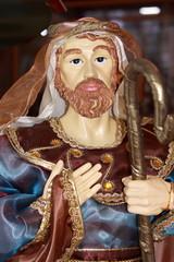 San Giuseppe - Presepio
