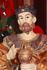 Re Magi - Baldassarre - Presepio
