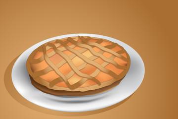 Crostata tart