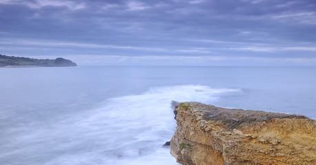 Mar Cantábrico.