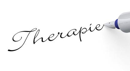 Stift Konzept - Therapie