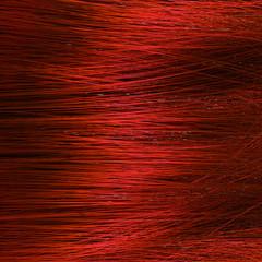 plano cerrado de textura de pelo rojo