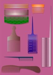 A comb.