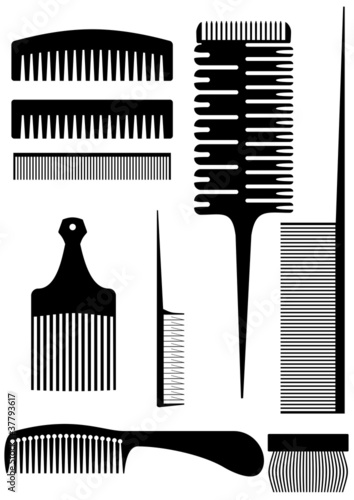 Comb (outline).
