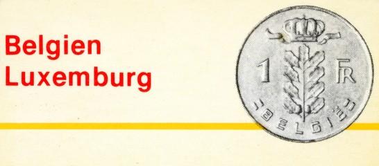 1 franc (Belgium)