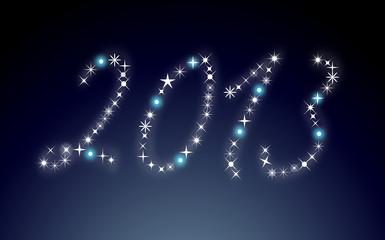 2013, étoilé
