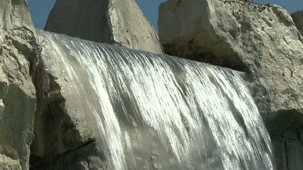 cascata artificiale