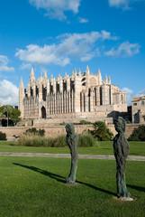 Catedral Palma de Mallorca, Islas Baleares