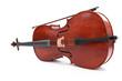 violoncelle - cello - couché
