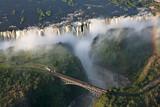 Fototapety Cascate vittoria Zambia