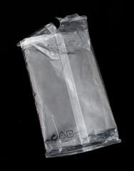 Transparent envelope packaging