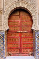 Moroccan entrance