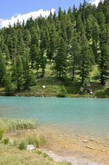 lac de l'Orceyrette, Alpes 25