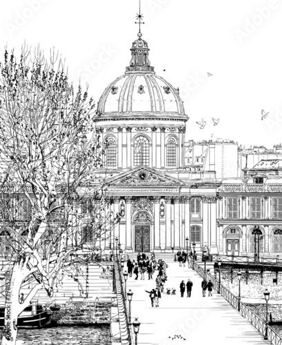 Pont des arts in Paris - 37815280