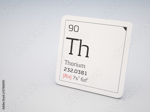 Thorium - element of the periodic table