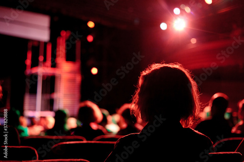 theatre audience