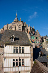 Village du Mont Saint Michel