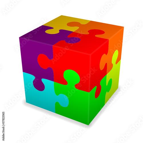 puzzle würfel 4