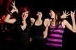 Ladies Night at the nightclub
