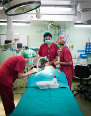 Pediatric operation preliminary