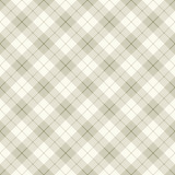 Abstract diagonal scottish plaid