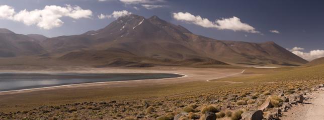 Laguna Miniques, Atacama