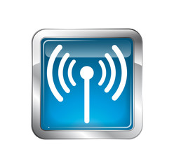 Wireless Signal Icon