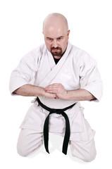 Karate man 5