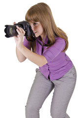 Woman photographer 6