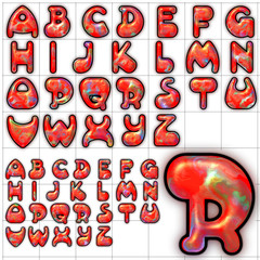 abc alphabet background altamonte design