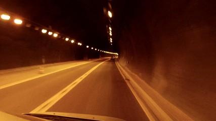 carretera tunel