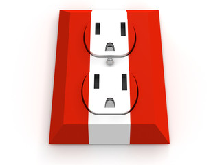 ELECTRICAL OUTLET AUSTRIA
