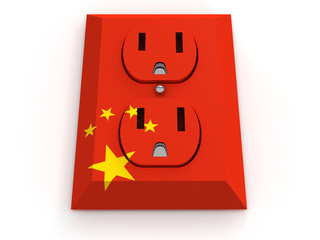 ELECTRICAL OUTLET CHINA
