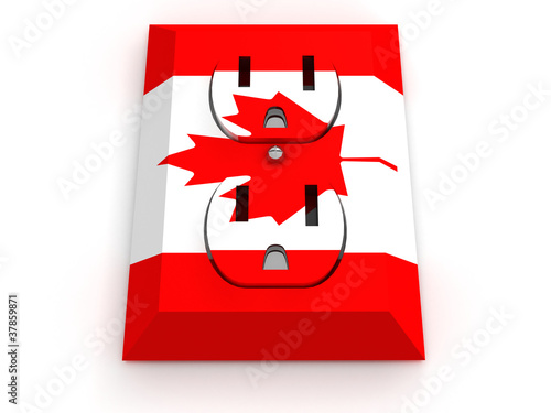 ELECTRICAL OUTLET CANADA