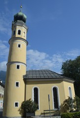 Antoniuskirche Lienz Osttirol