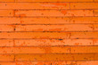 Orange screen of boards