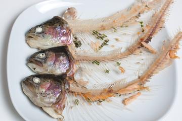 Fischgräten