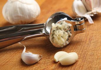 Crushed Garlic