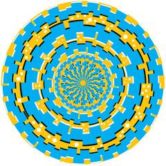 Tech Ring Trauma  (motion illusion)