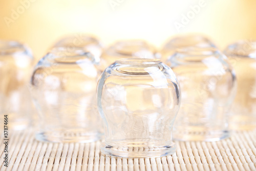 Cupping-glass